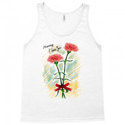 love mom Tank Top | Artistshot