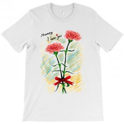 love mom T-Shirt | Artistshot