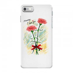 love mom iPhone 7 Case | Artistshot