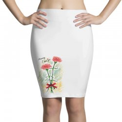 love mom Pencil Skirts | Artistshot