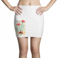 love mom Mini Skirts | Artistshot