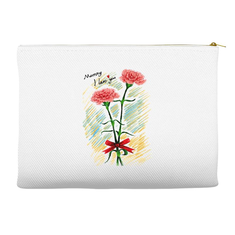 Love Mom Accessory Pouches | Artistshot