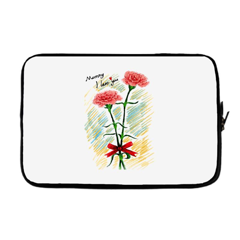 Love Mom Laptop Sleeve | Artistshot