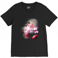moon princess V-Neck Tee | Artistshot