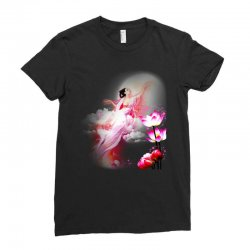 moon princess Ladies Fitted T-Shirt | Artistshot