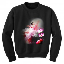 moon princess Youth Sweatshirt | Artistshot