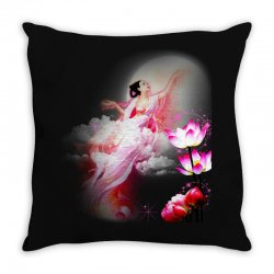 moon princess Throw Pillow | Artistshot