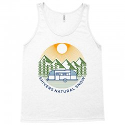 natural snow Tank Top | Artistshot