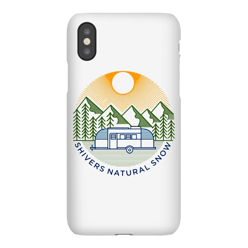 Natural Snow Iphonex Case | Artistshot