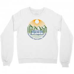 natural snow Crewneck Sweatshirt | Artistshot
