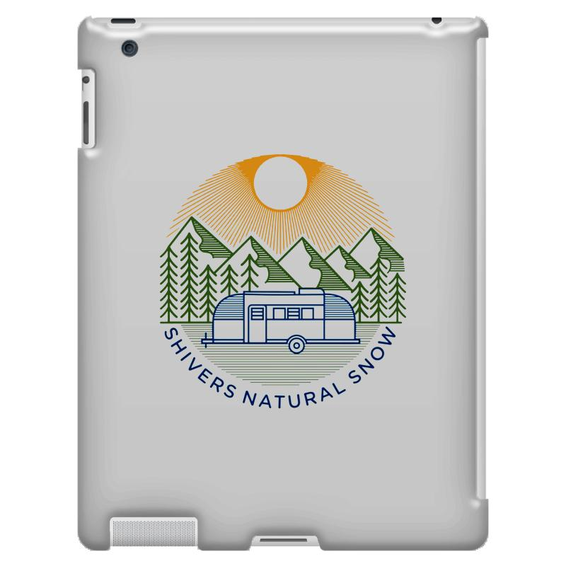 Natural Snow Ipad 3 And 4 Case | Artistshot