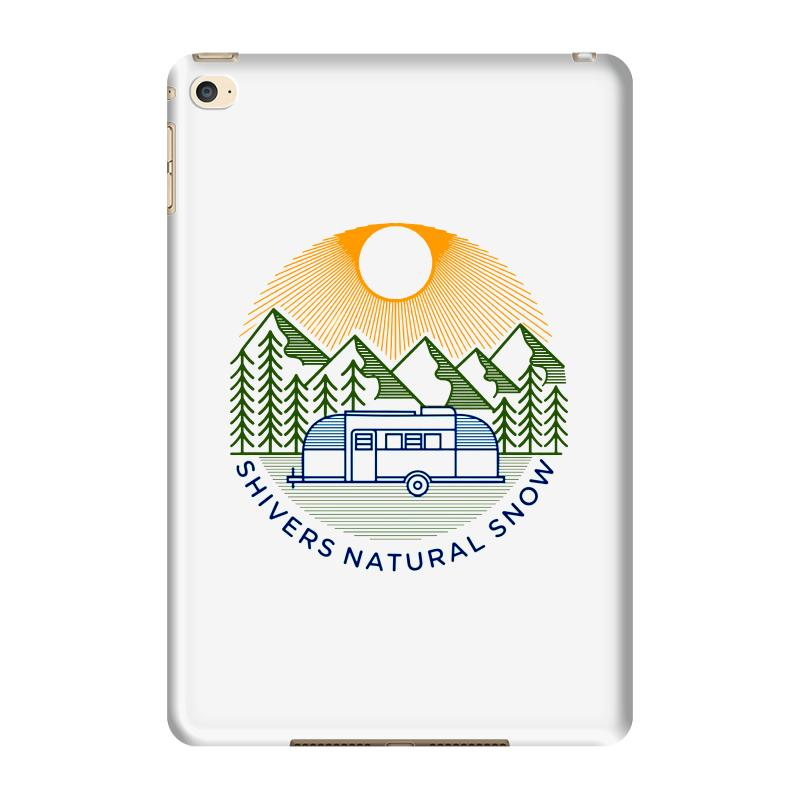 Natural Snow Ipad Mini 4 Case | Artistshot