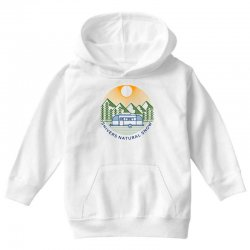 natural snow Youth Hoodie | Artistshot