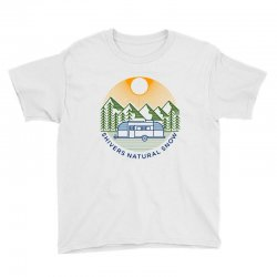 natural snow Youth Tee | Artistshot
