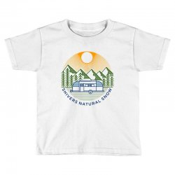 natural snow Toddler T-shirt | Artistshot