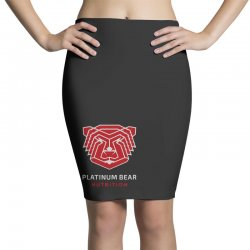 platinum nutrition Pencil Skirts | Artistshot