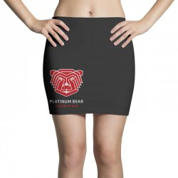 platinum nutrition Mini Skirts | Artistshot