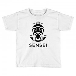 sensei Toddler T-shirt | Artistshot