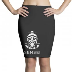 sensei Pencil Skirts | Artistshot