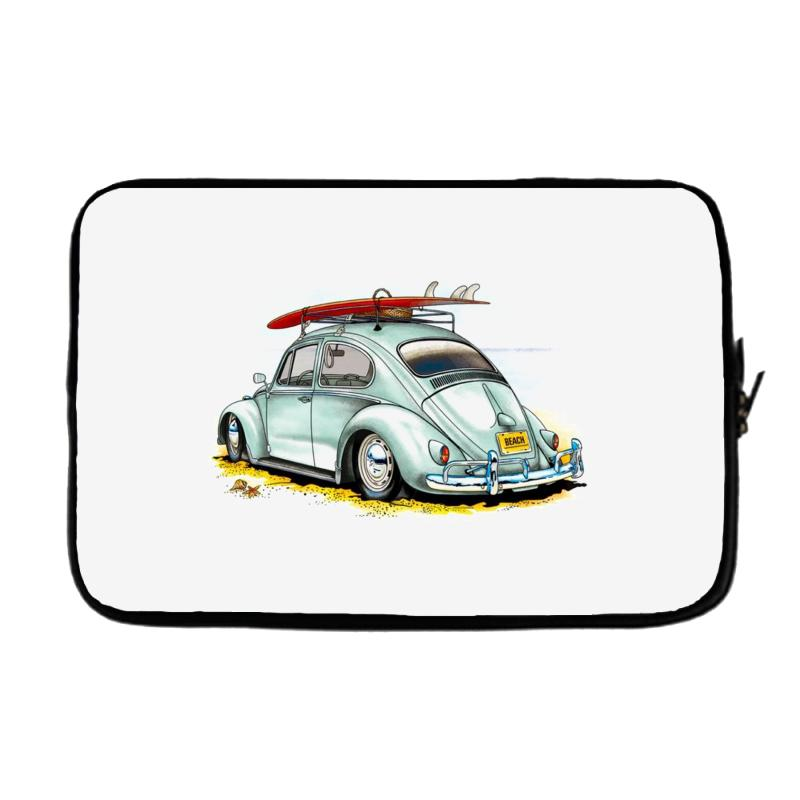 Go Surfing Laptop Sleeve | Artistshot