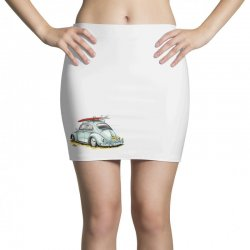 go surfing Mini Skirts | Artistshot
