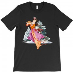 snow princess T-Shirt | Artistshot