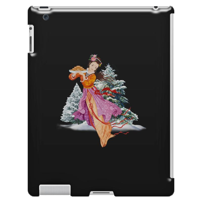 Snow Princess Ipad 3 And 4 Case | Artistshot