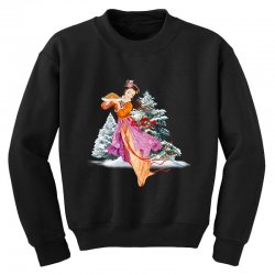 snow princess Youth Sweatshirt | Artistshot