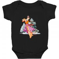 snow princess Baby Bodysuit | Artistshot