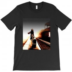 the girl's lonely T-Shirt   Artistshot