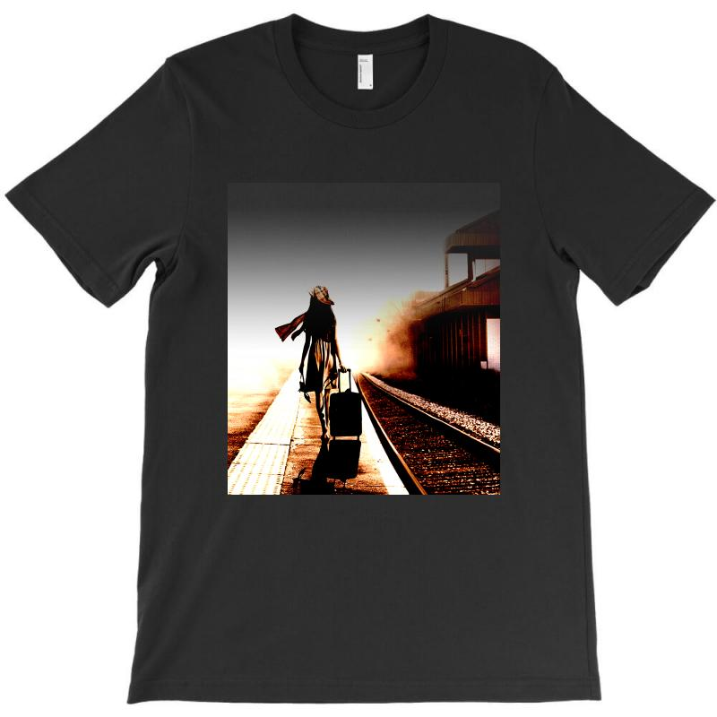 The Girl's Lonely T-shirt | Artistshot