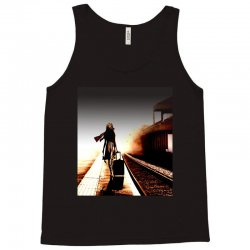 the girl's lonely Tank Top   Artistshot