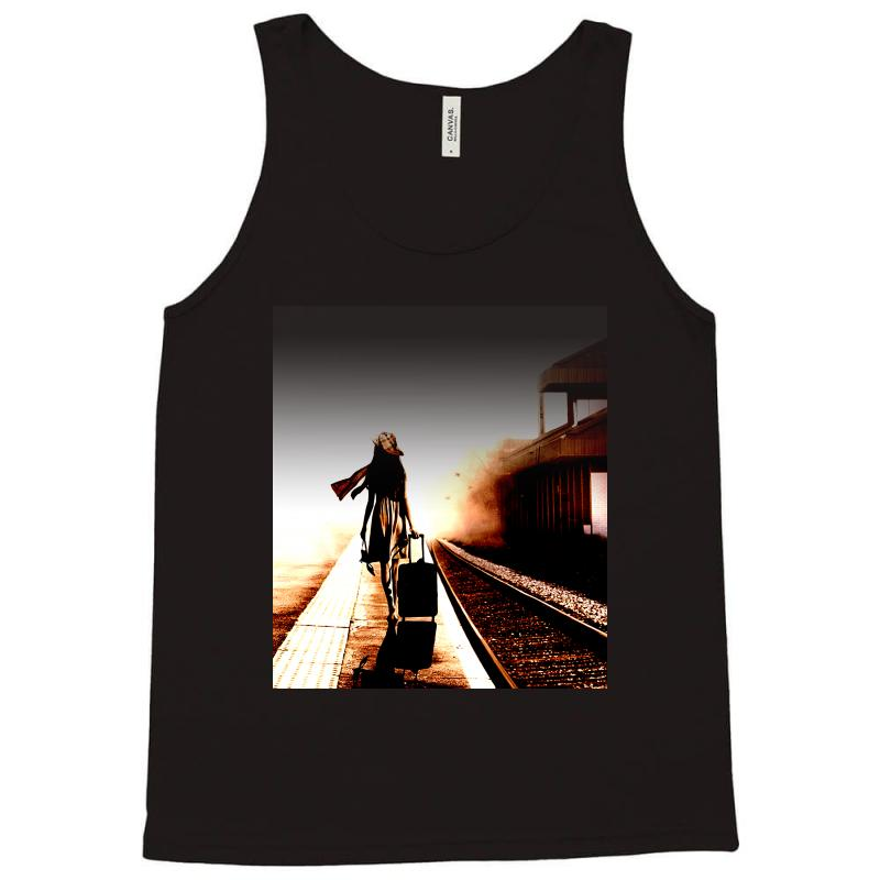 The Girl's Lonely Tank Top | Artistshot