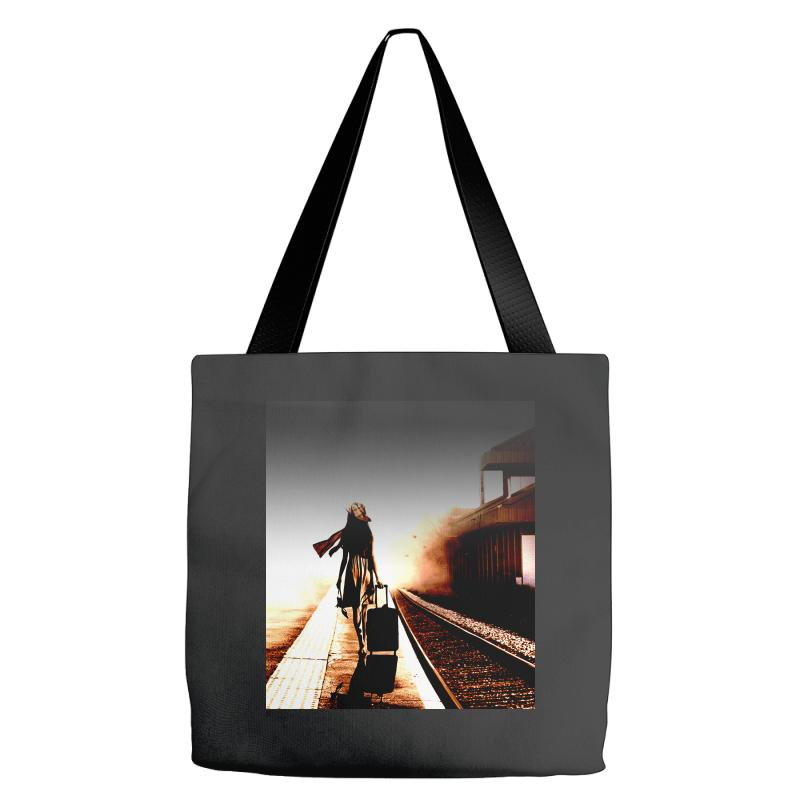 The Girl's Lonely Tote Bags | Artistshot