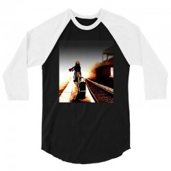 the girl's lonely 3/4 Sleeve Shirt | Artistshot