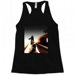 the girl's lonely Racerback Tank | Artistshot