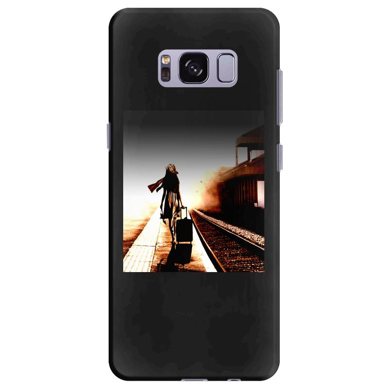 The Girl's Lonely Samsung Galaxy S8 Plus Case | Artistshot