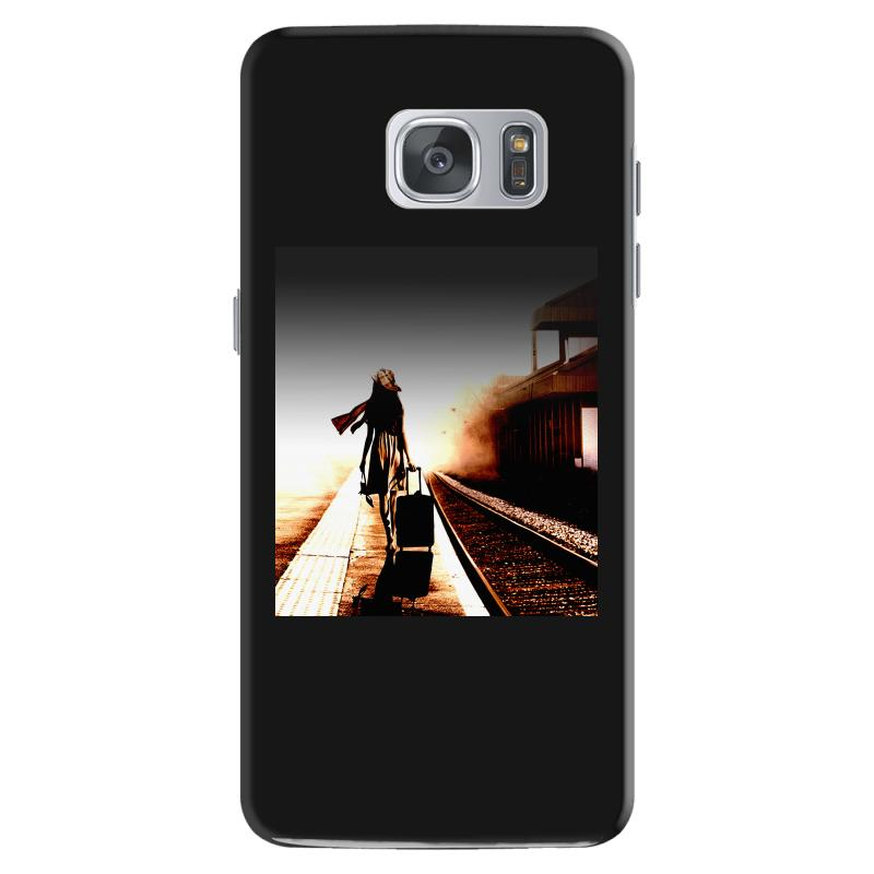 The Girl's Lonely Samsung Galaxy S7 Case | Artistshot