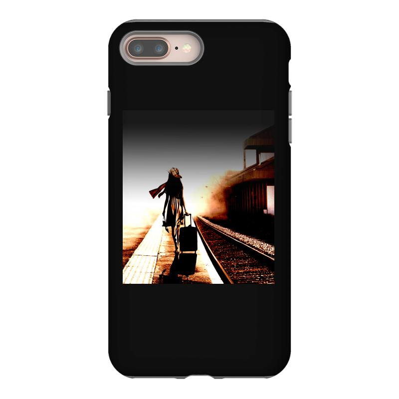 The Girl's Lonely Iphone 8 Plus Case | Artistshot