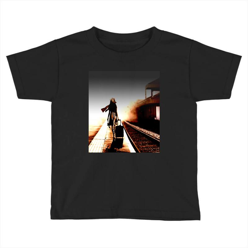 The Girl's Lonely Toddler T-shirt | Artistshot