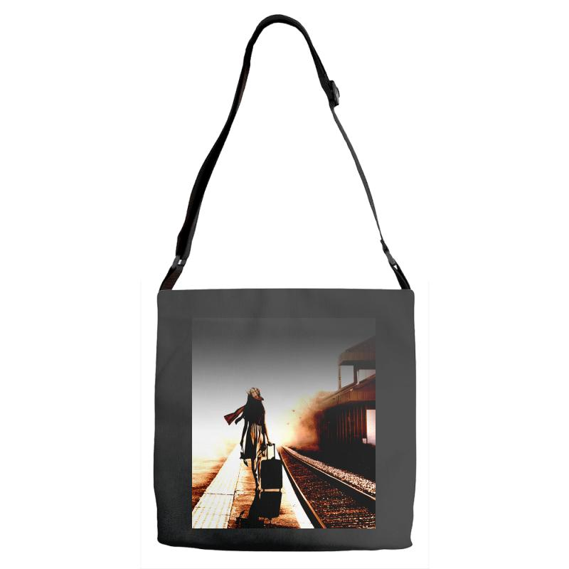 The Girl's Lonely Adjustable Strap Totes | Artistshot