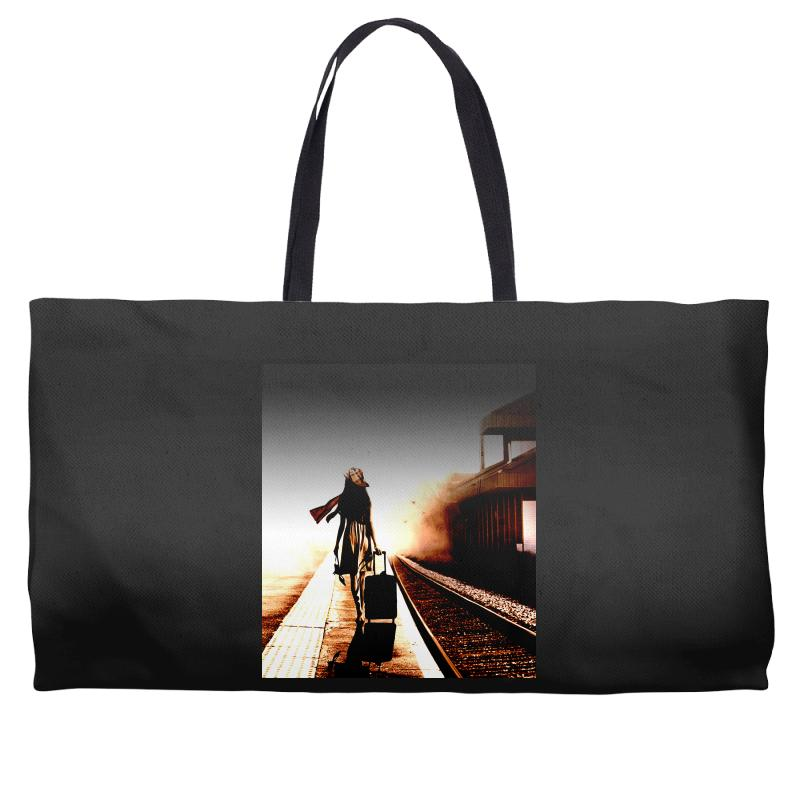 The Girl's Lonely Weekender Totes | Artistshot