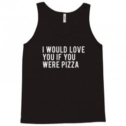 love or pizza Tank Top | Artistshot