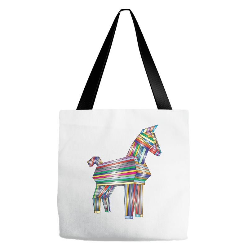 The Legend Of Trojan Horse Tote Bags | Artistshot