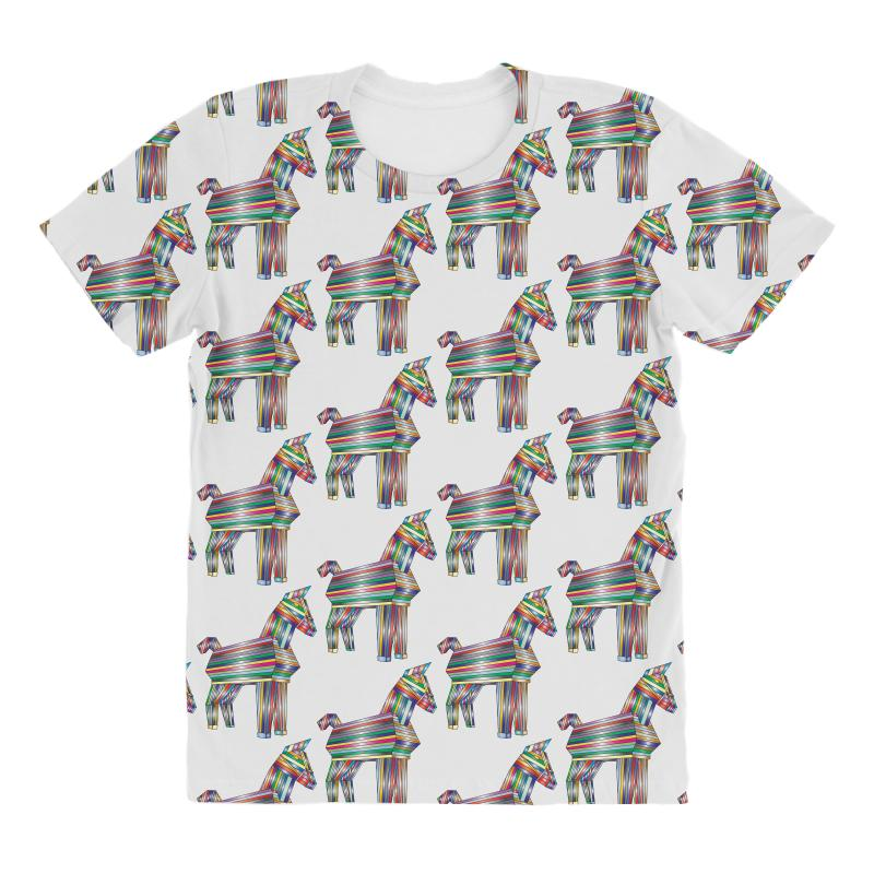 The Legend Of Trojan Horse All Over Women's T-shirt | Artistshot