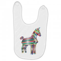 the legend of trojan horse Baby Bibs | Artistshot