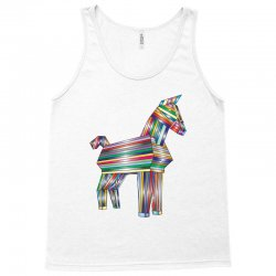 the legend of trojan horse Tank Top | Artistshot