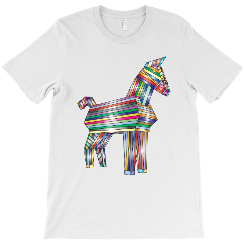 The Legend Of Trojan Horse T-shirt | Artistshot
