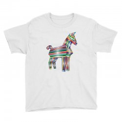 the legend of trojan horse Youth Tee | Artistshot