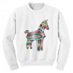 the legend of trojan horse Youth Sweatshirt | Artistshot